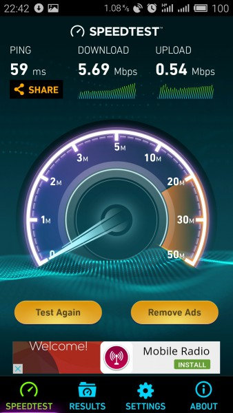 3Mob 3G Kharkov test speed