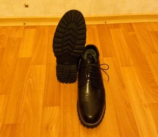 Зимние ботинки Markos