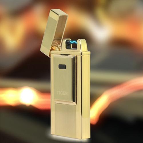Электроимпульсная зажигалка tiger lighter