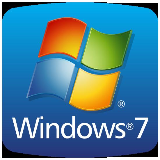 original logo windows 7, красивый логотип Windows 7