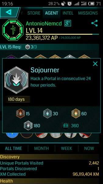 sojourner 180 ingress
