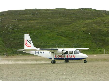 Loganair быстрый перелет