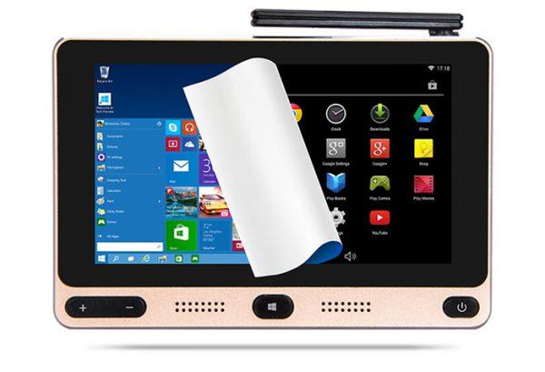 вторая операционная система Android 5.1 на миникомпьютере