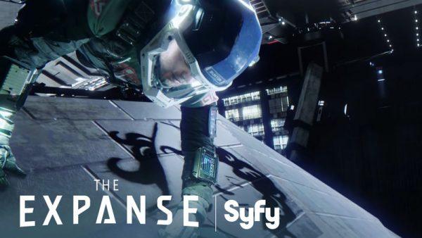 сериал the expanse