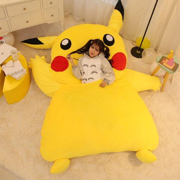 кровать Pikachu