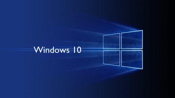 windows 10 фоновая картинка