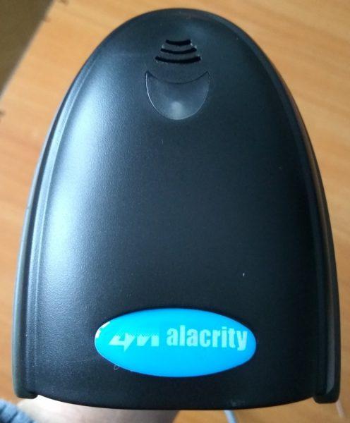 Сканер Alacrity MJ-4209 SR2015