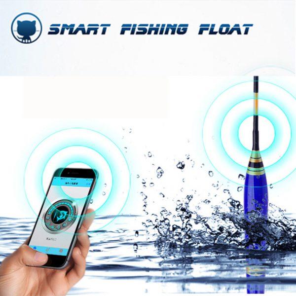 bluetooth fishing floats, умный поплавок с подсветкой