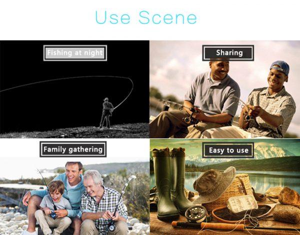Рыбалка с семьей стала еще интереснее