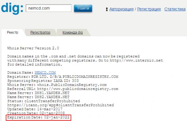 nemcd.com expiration 2022