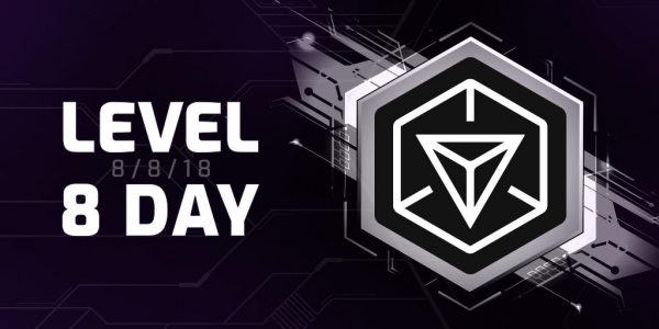 ingress 8 level day