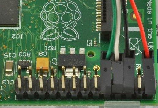 raspberry pi 3 gpio подключение питания
