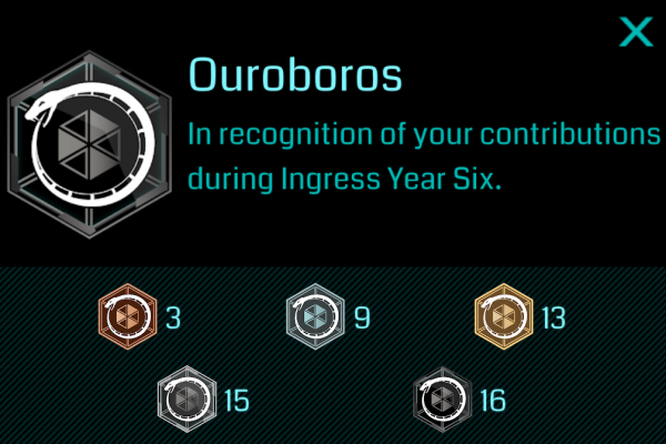 Ingress Ouroboros