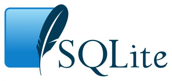 SQLite logo логотип