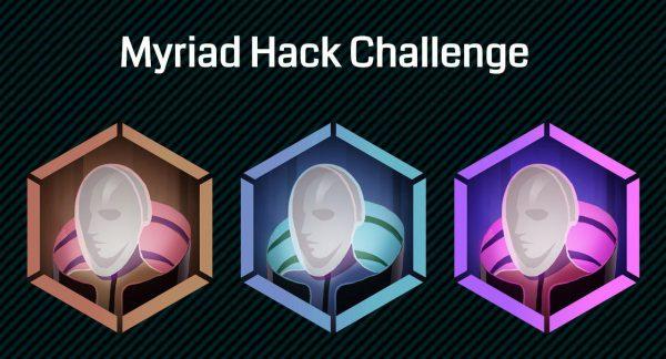 myriad hack challenge медаль
