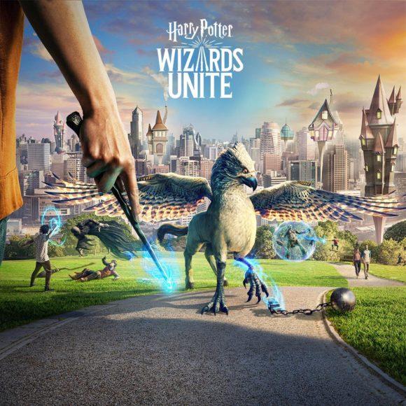 Harry Potter Wizards unite - Гарри Поттер. Волшебники объединяются