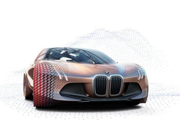 фото BMW Next 100