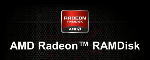 Radeon RAMDisk