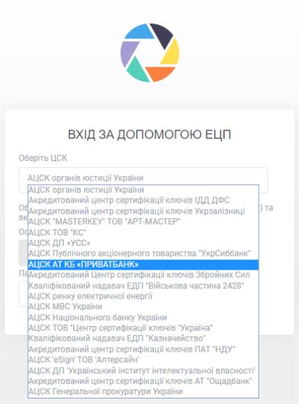 on-line регистрация ЧП в Украине