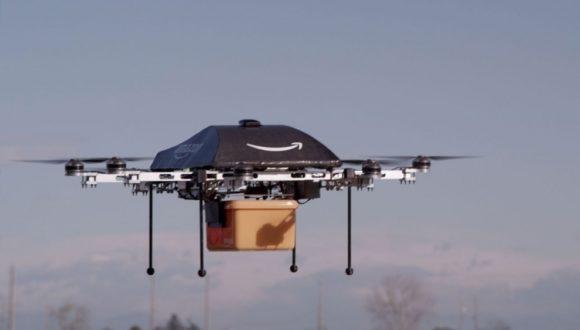 дрон Amazon