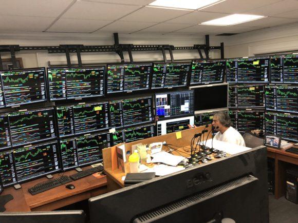 Stephen Kalayjian легенда, более 50 мониторов для торговли!