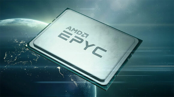время AMD EPYC
