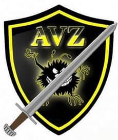 avz antivirus logo, лого антивируса Зайцева
