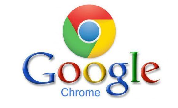 Google Chrome браузер лого
