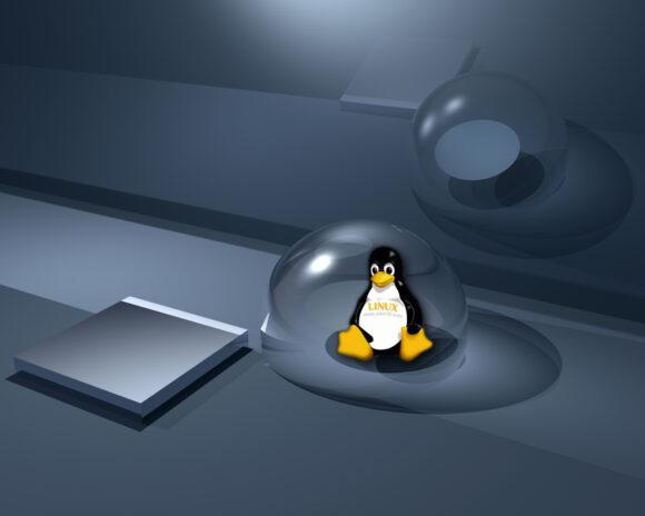 картинки про Linux, пингвины