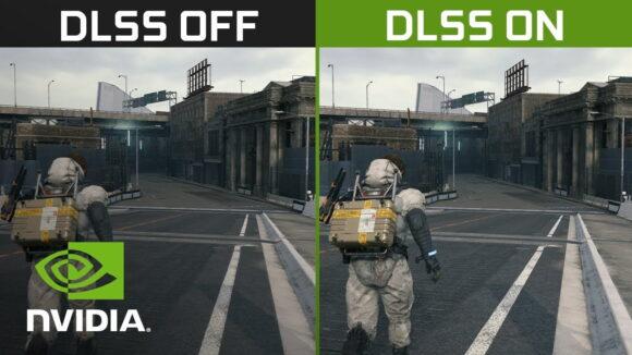 NVIDIA DLSS 2.0 технология